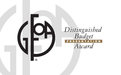 Summit County Wins Distinguished Budget Award